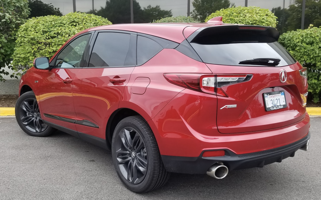 2020 Acura Rdx A Spec The Daily Drive Consumer Guide
