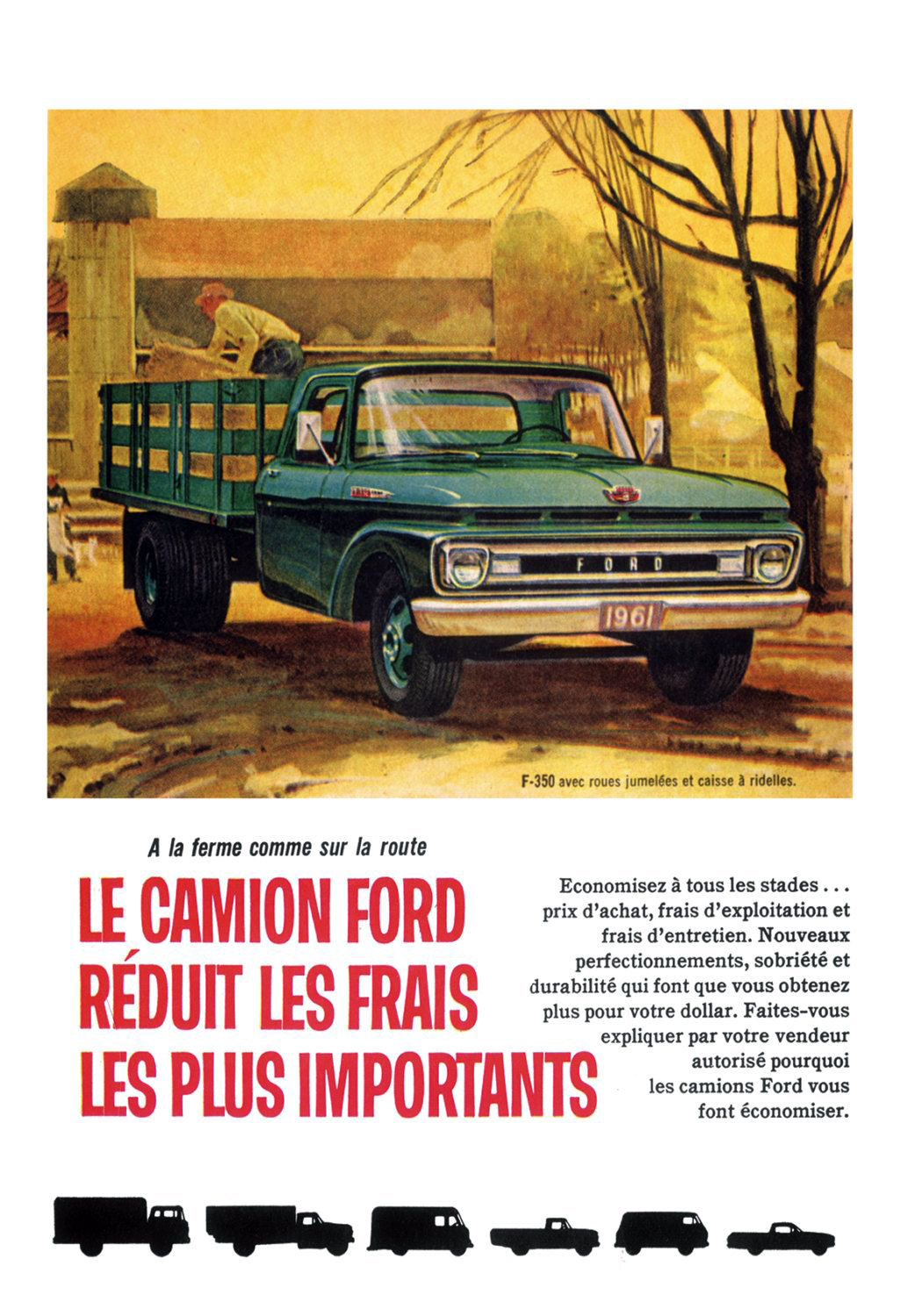 1961 Ford Ad