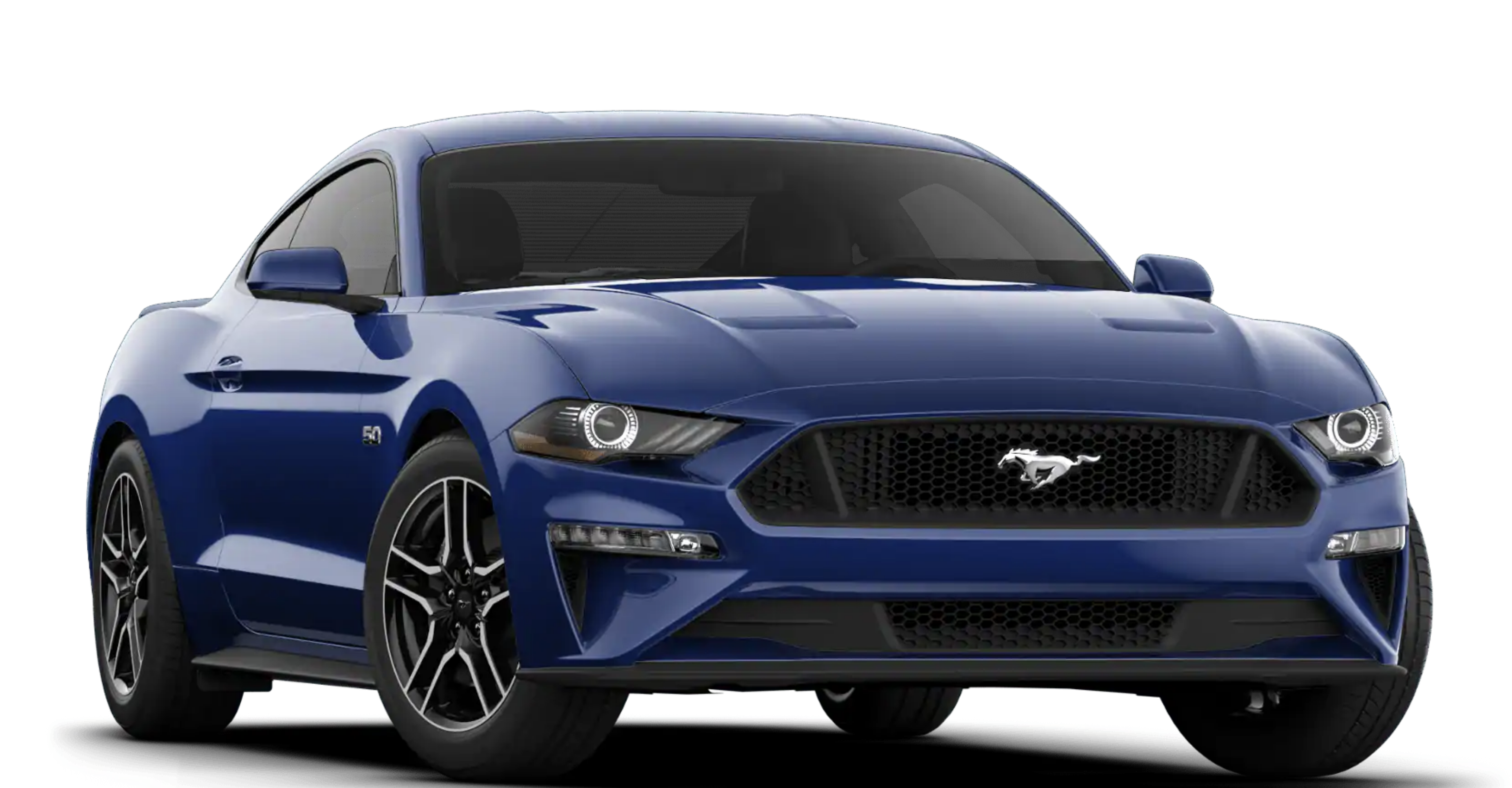2020 Ford Mustang GT in Kona Blue