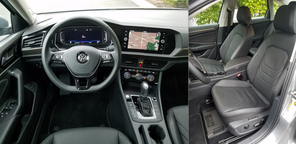 Jetta SEL Dashboard