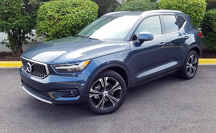 Quick Spin: 2020 Volvo XC40 Inscription