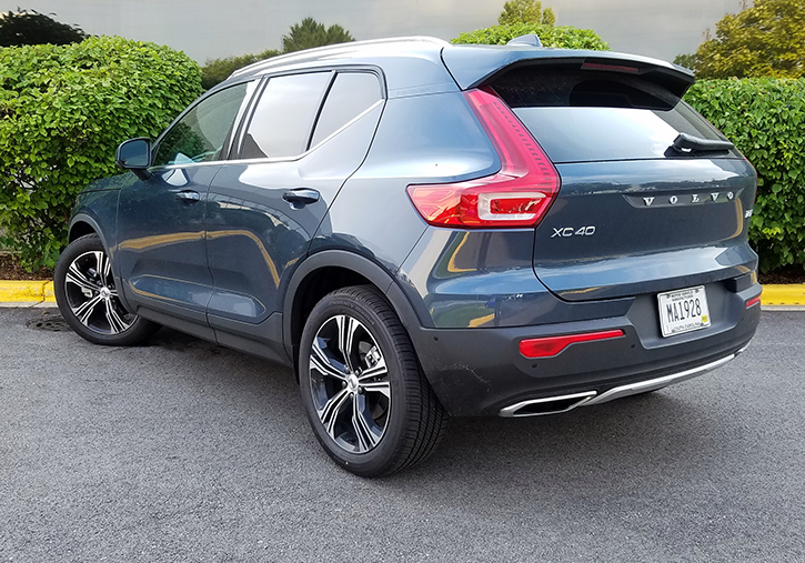 2020 Volvo XC40 Inscription