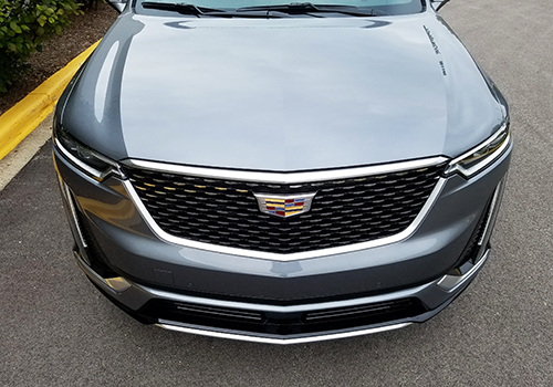 Cadillac XTS Grille