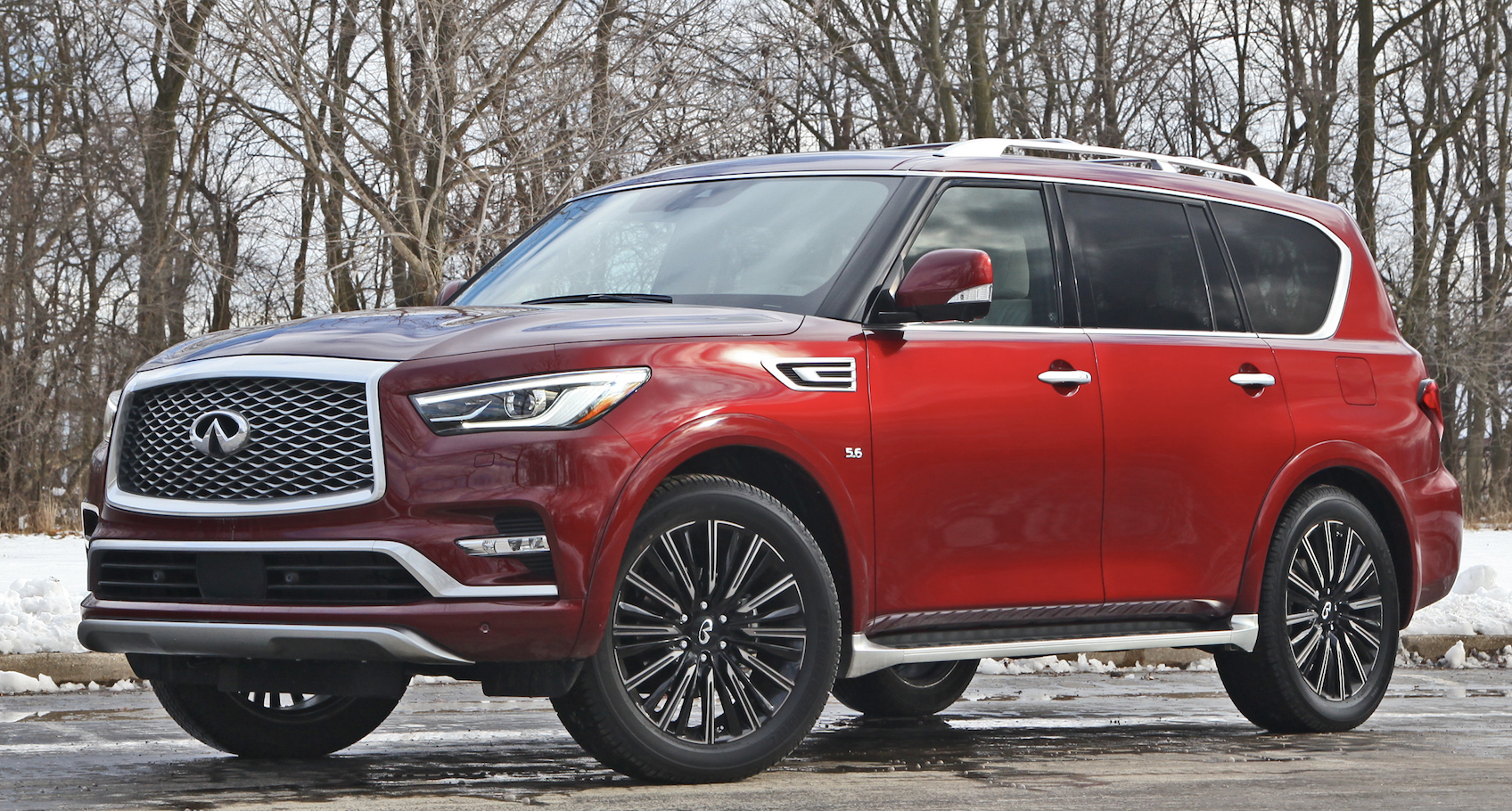 2020 Infiniti QX80 The Daily Drive | Consumer Guide®