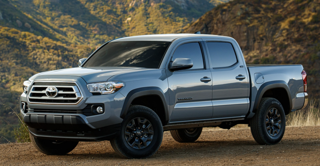 2021 Toyota Tacoma Trail Edition, 2021 Toyota Trail Editions