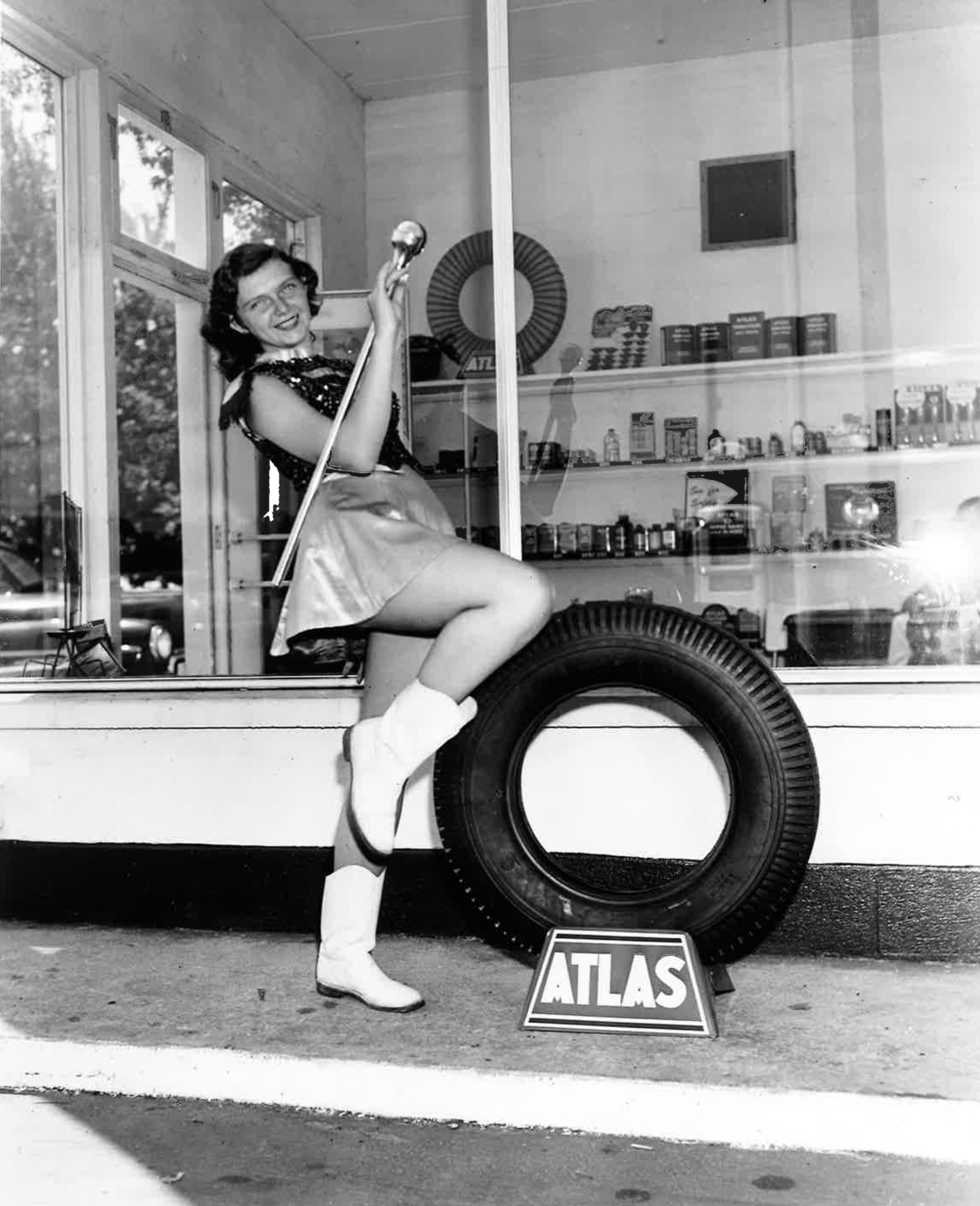 Atlas Tire Promo