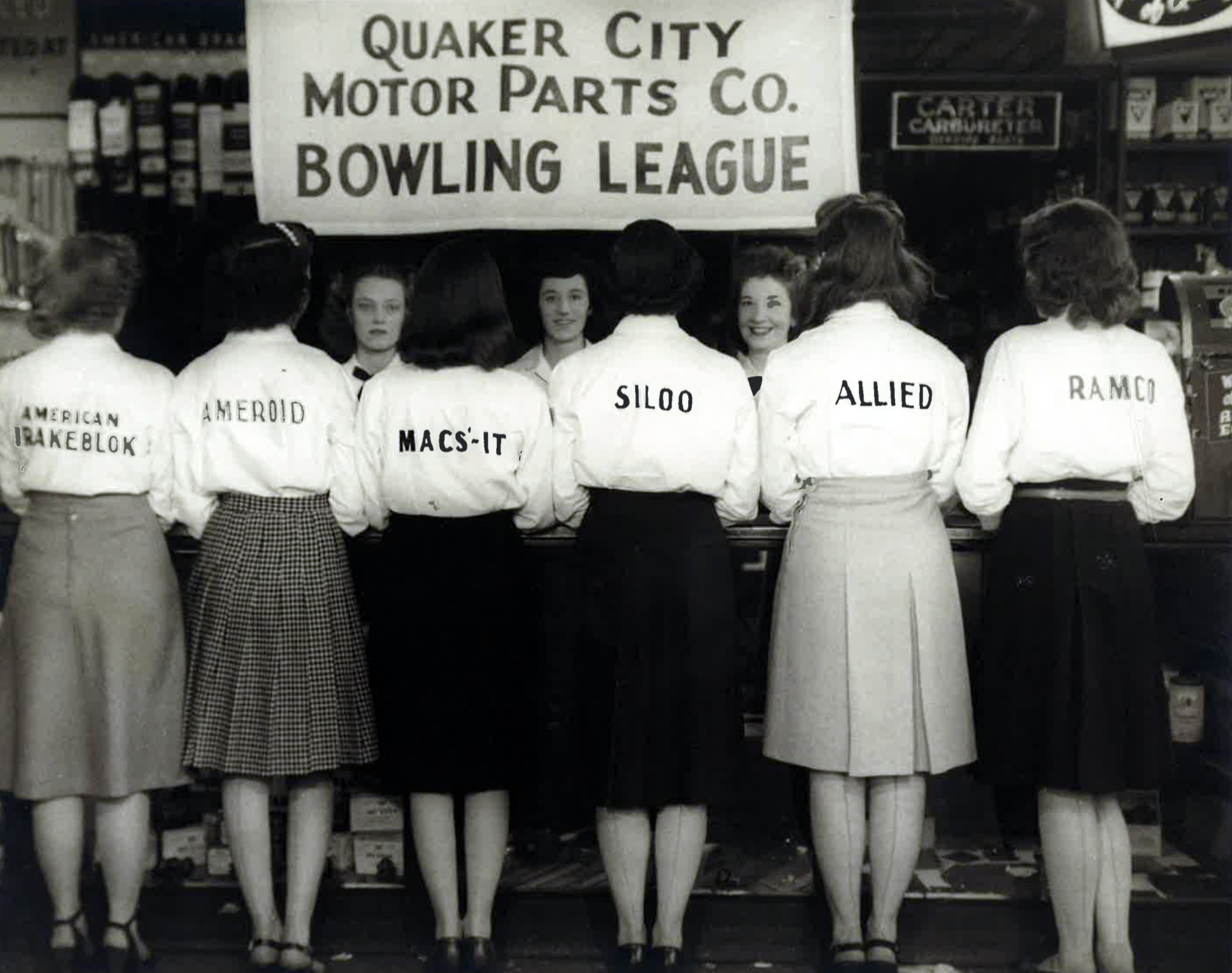 Quaker City Bowling League