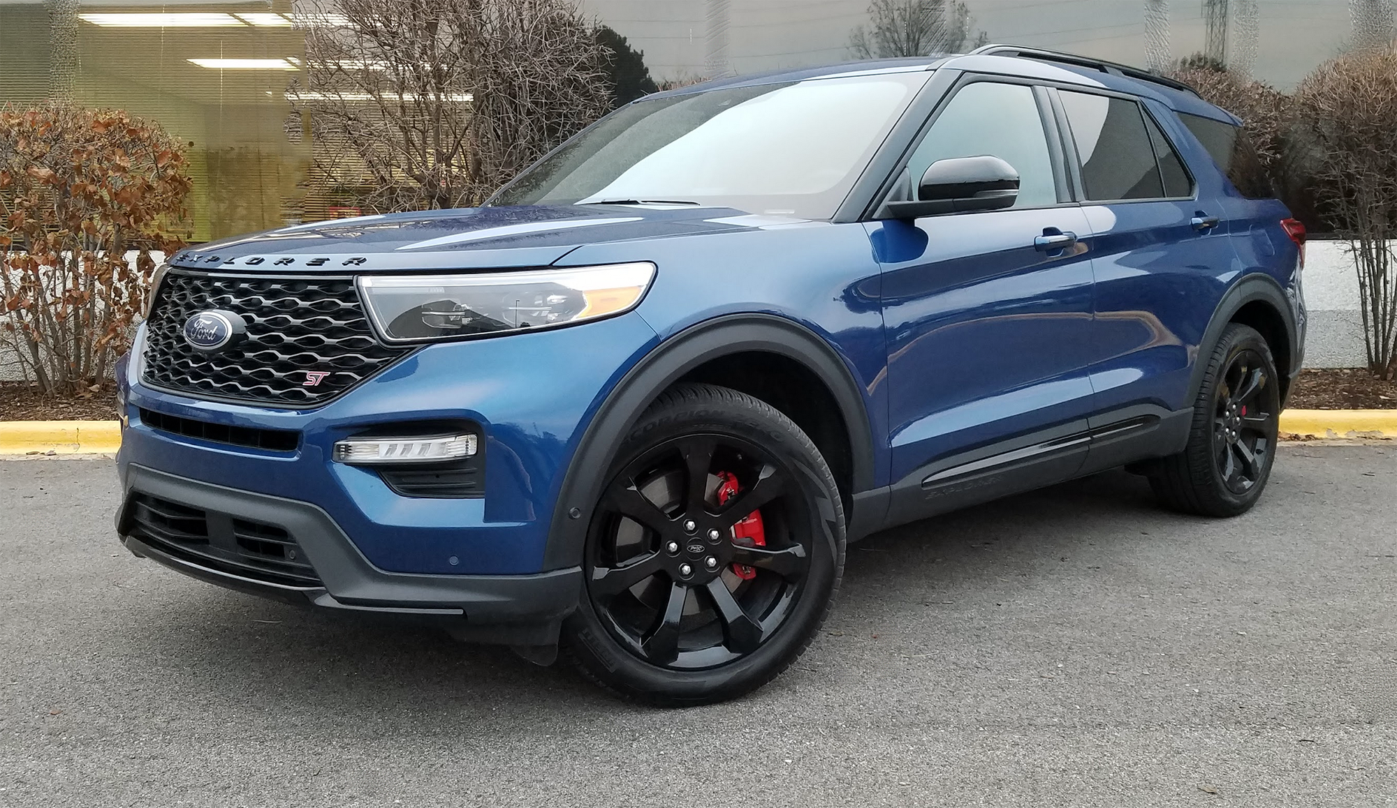 Ford Explorer ST Review