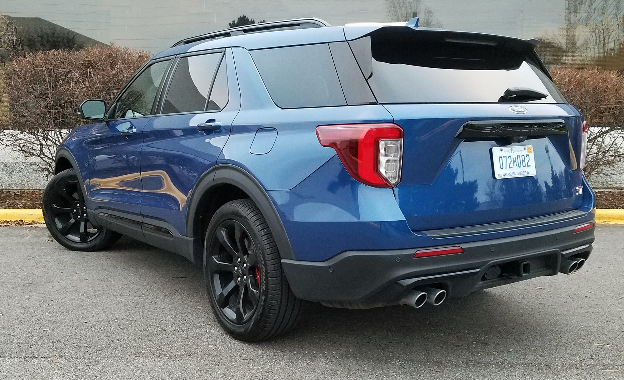 Test Drive 2020 Ford Explorer St The Daily Drive Consumer
