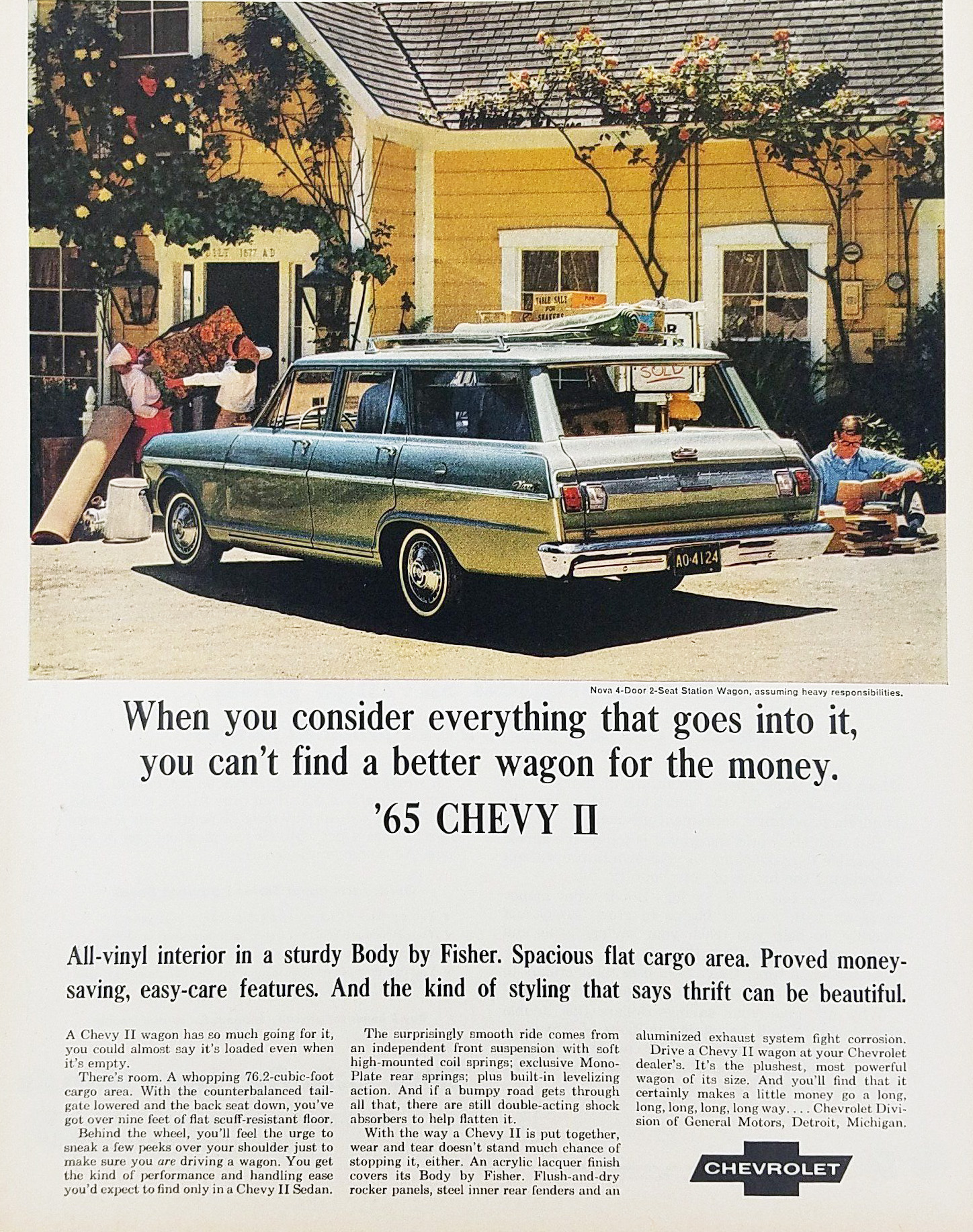 Longroof Madness More Classic Wagon Ads The Daily Drive Consumer Guide The Daily Drive Consumer Guide