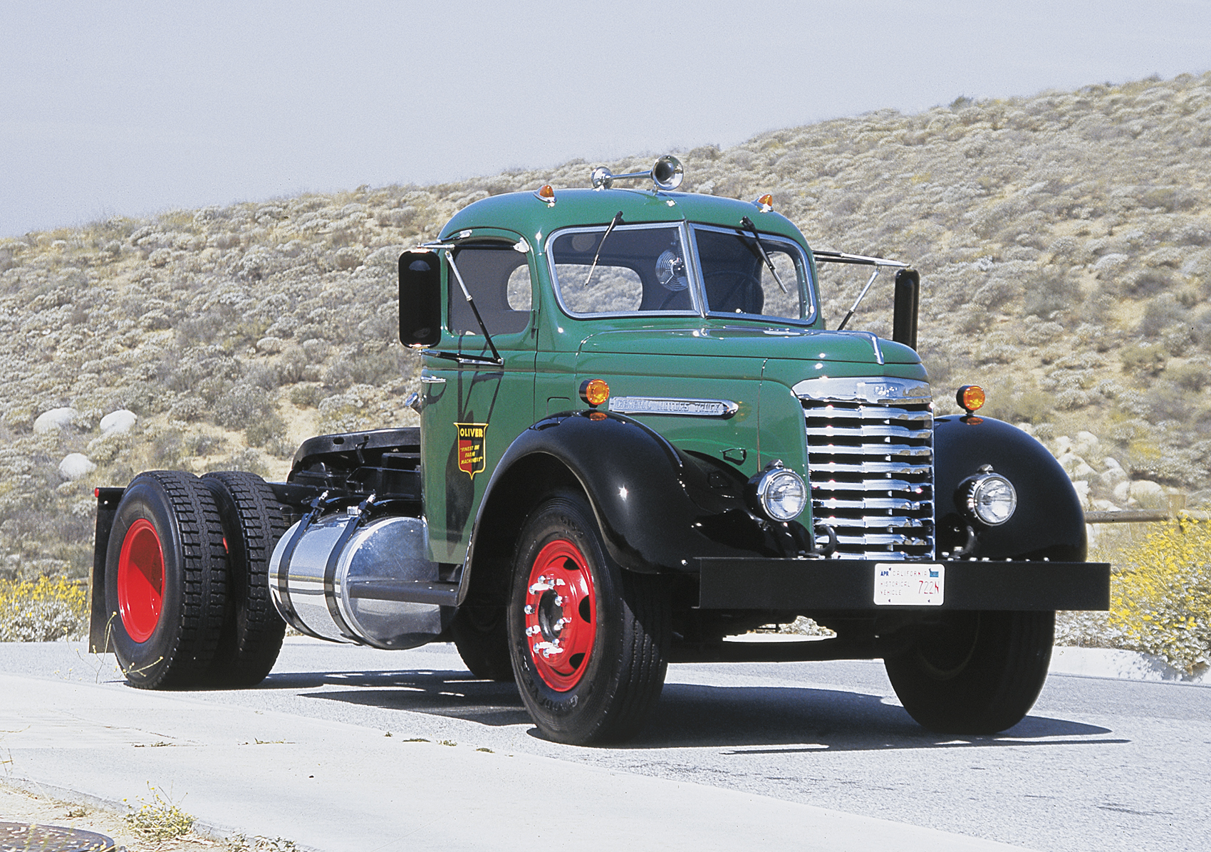 1948 GMC ACR 723 Tractor