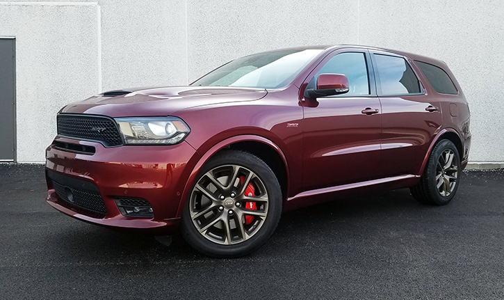 2020 Dodge Durango SRT 392