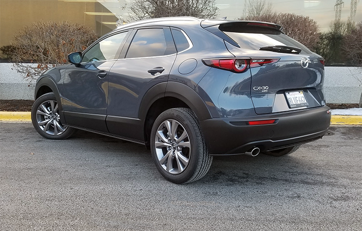 CX-30 Review