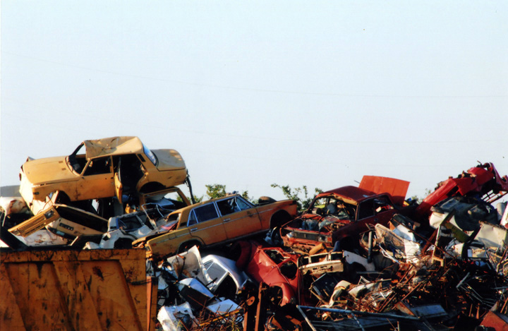 Car Recycling: What Happens to a Junked Vehicle
