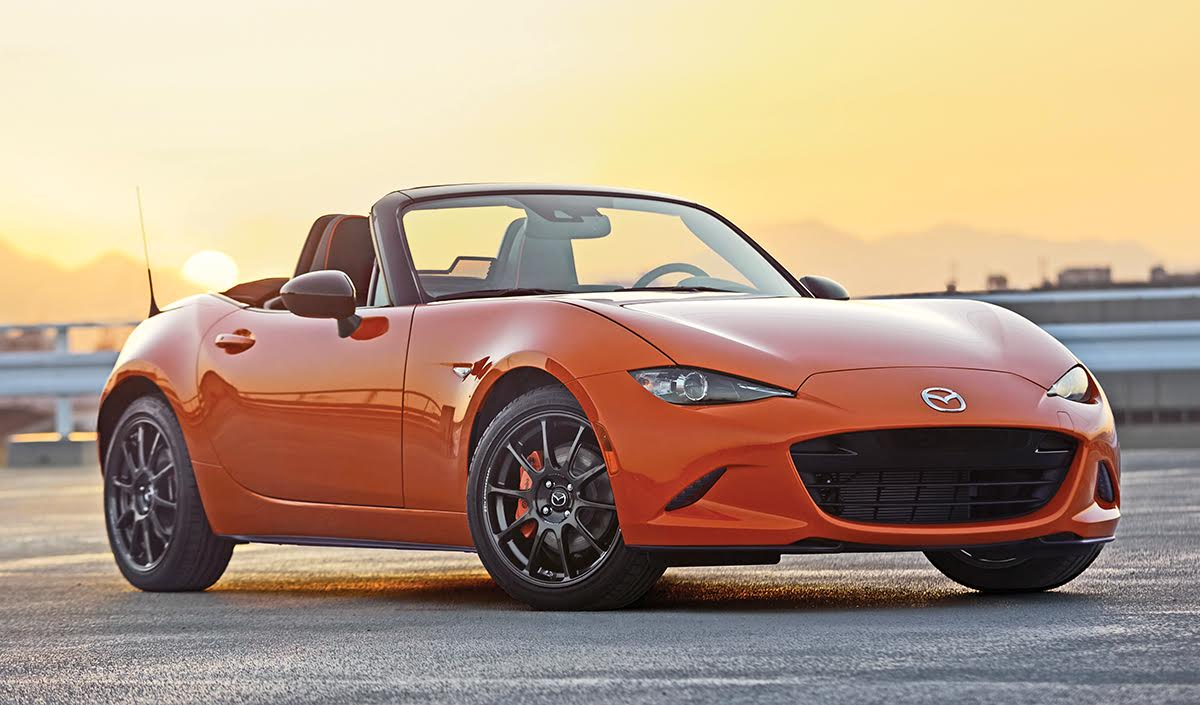 2019 Mazda MX-5 Miata 30th Anniversary Edition, Collectible Miata