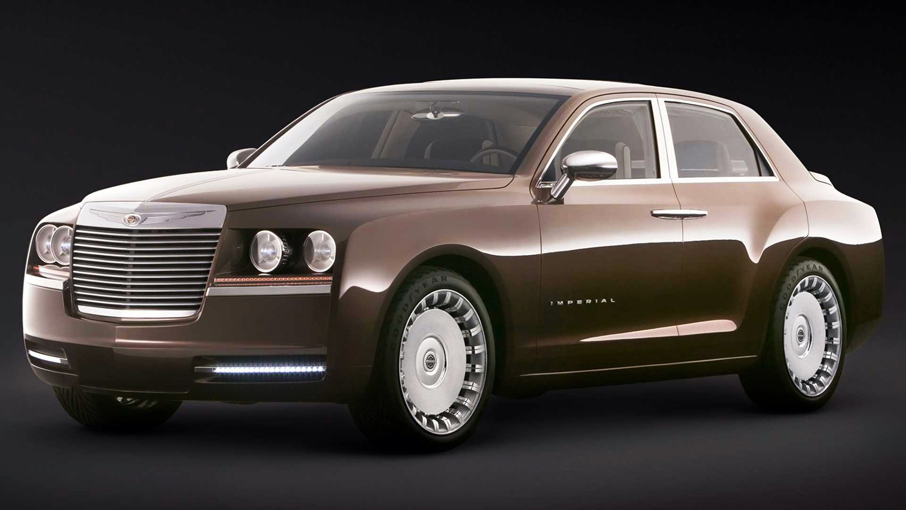 Forgotten Concept: Chrysler Imperial