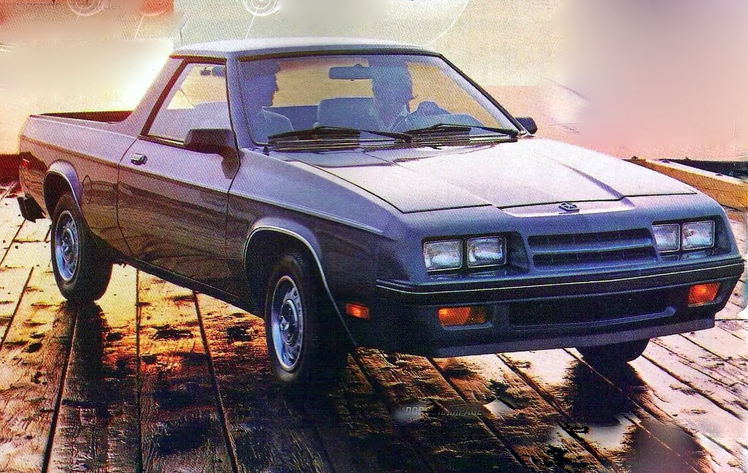1984: Dodge Rampage