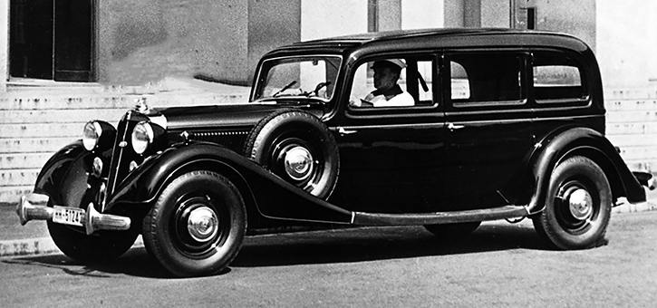 1933 Horch 830