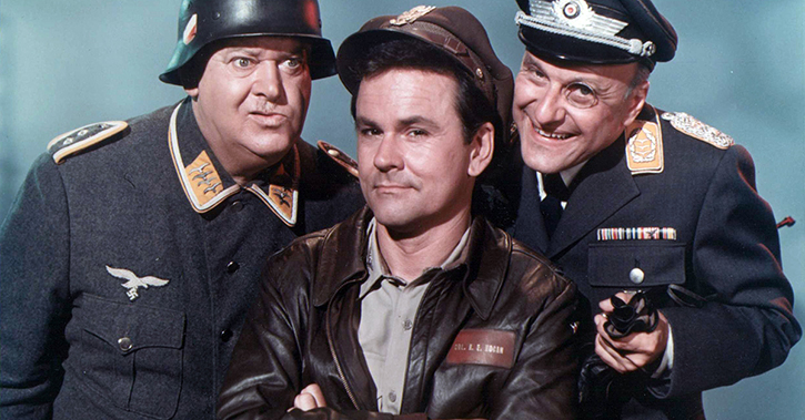Cars of Hogan's Heroes