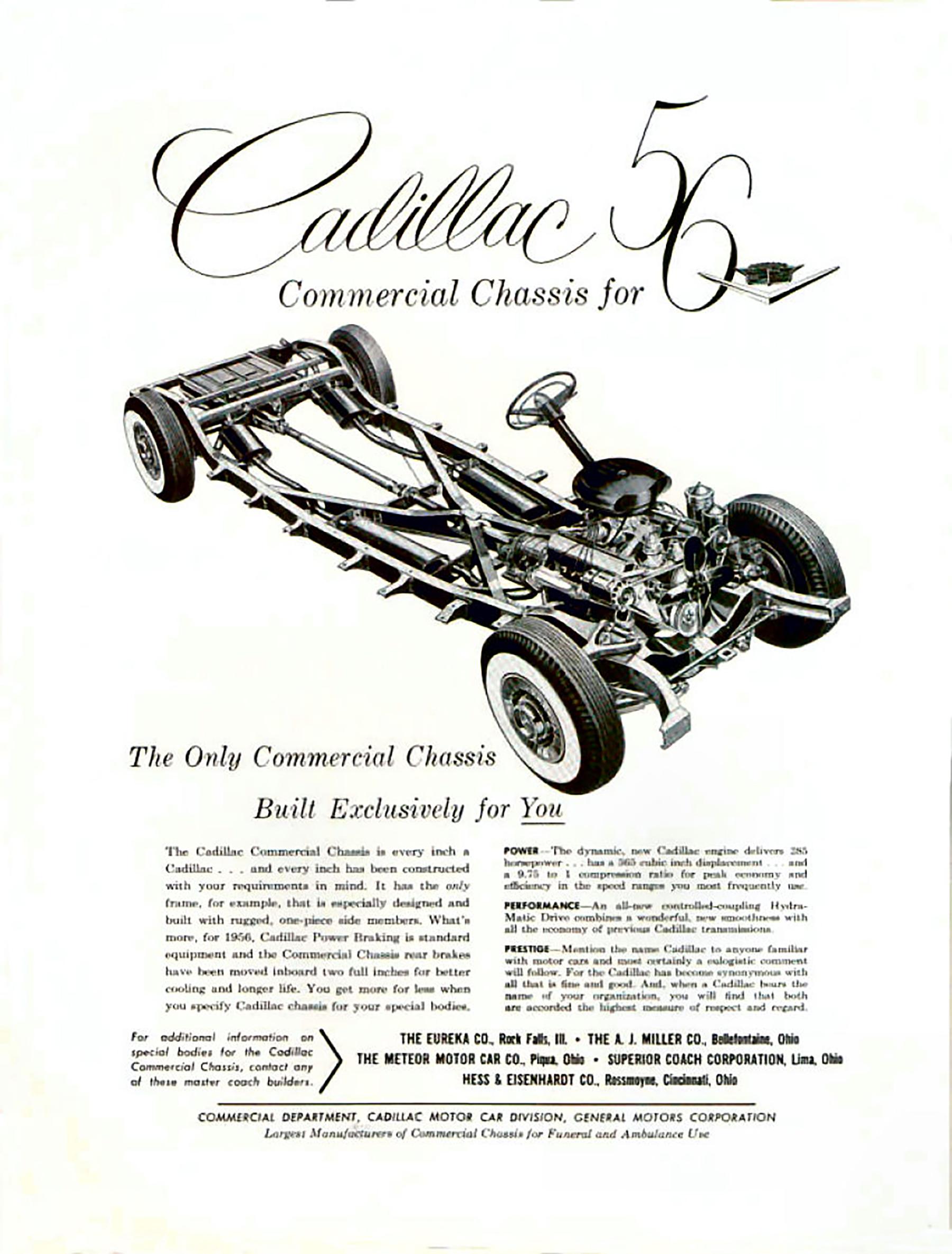 1956 Cadillac Cutaway
