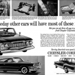 1960 Chrysler Ad