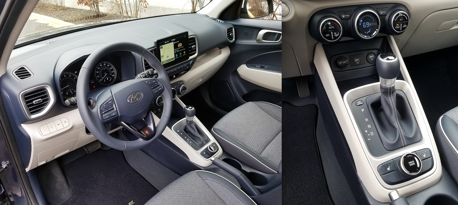 2020 Hyundai Venue Denim Edition