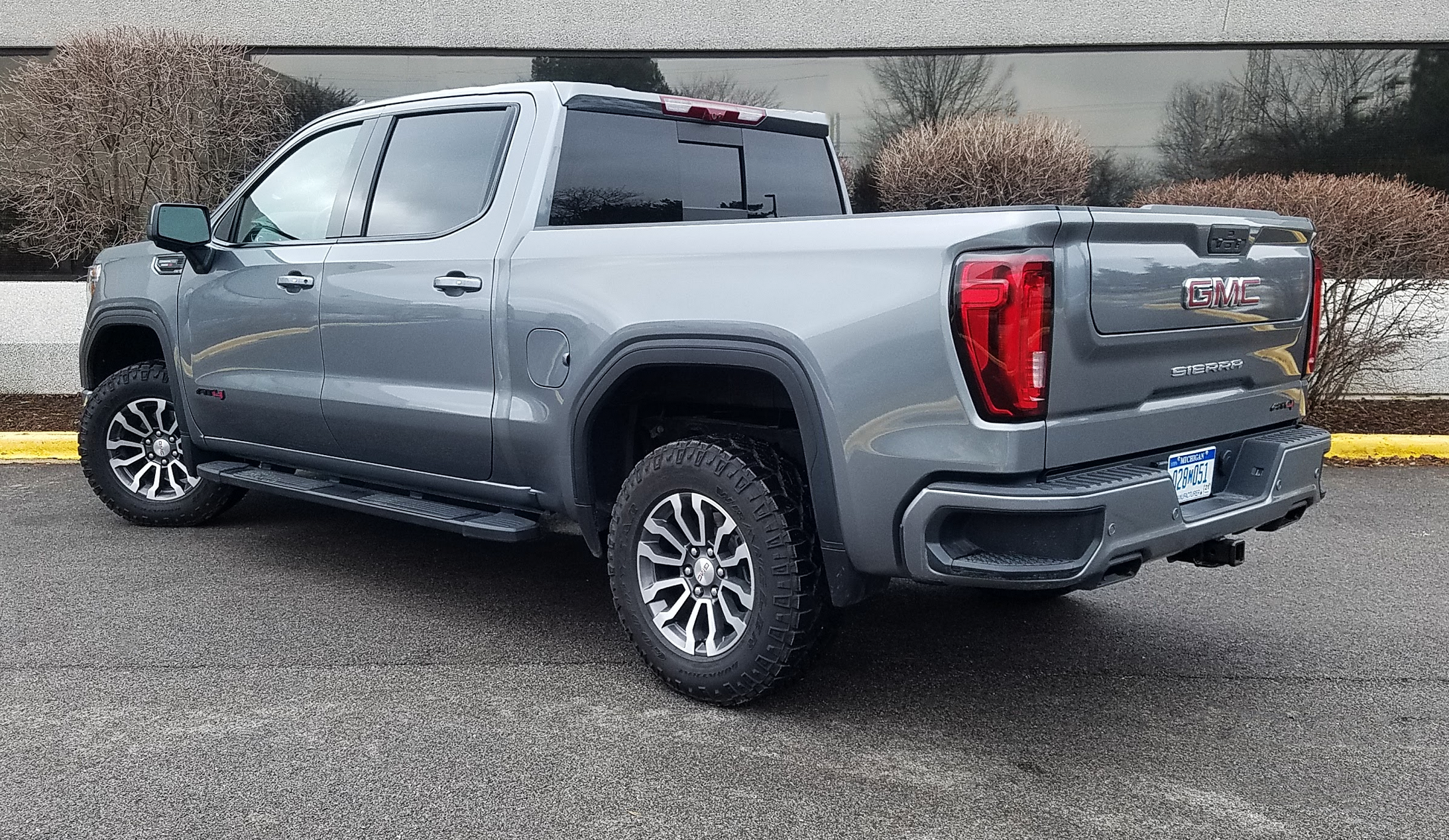 Quick Spin 2020 Gmc Sierra 1500 At4 Diesel The Daily Drive