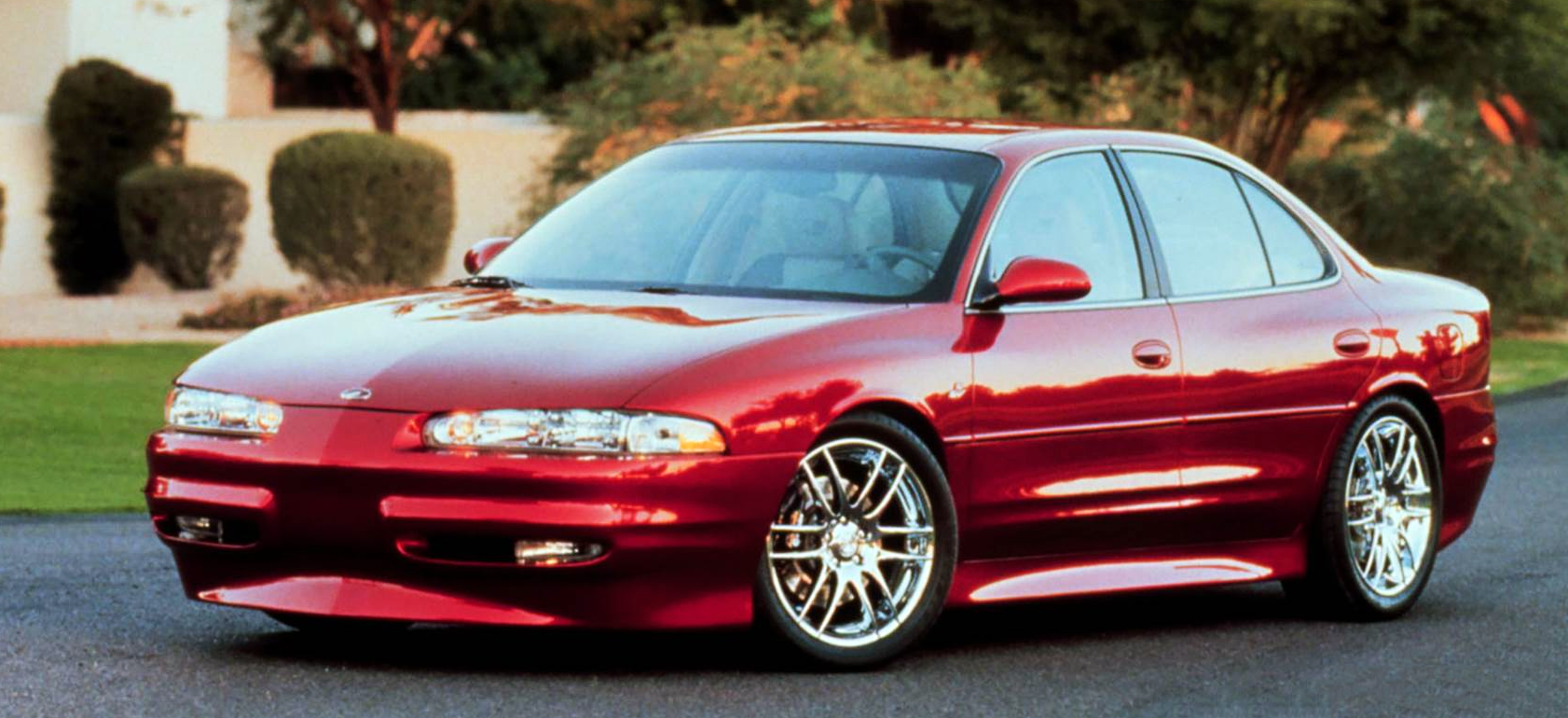 1999 Oldsmobile Intrigue OSV