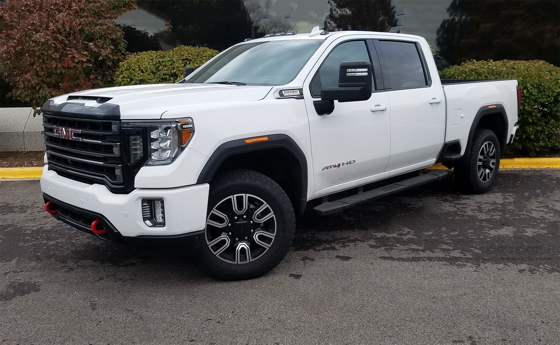 2020 GMC Sierra 2500 AT4 Crew Cab