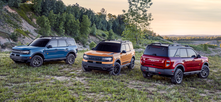First Look 2021 Ford Bronco Sport The Daily Drive Consumer