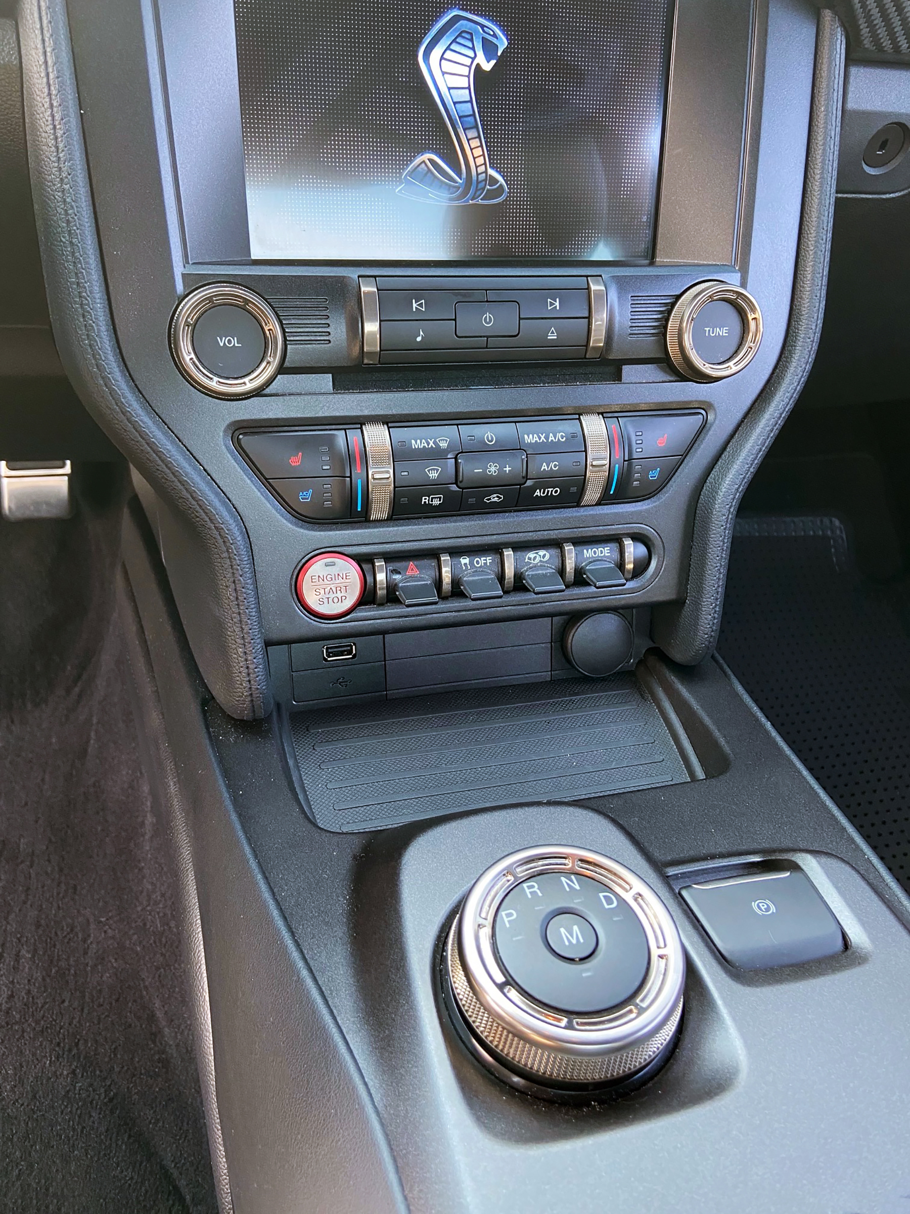 Shelby GT 500 Shifter