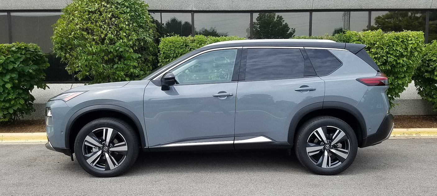We'll get the full story once we're able to get behind the wheel for a full test drive, but so far, the 2021 Nissan Rogue looks very promising.