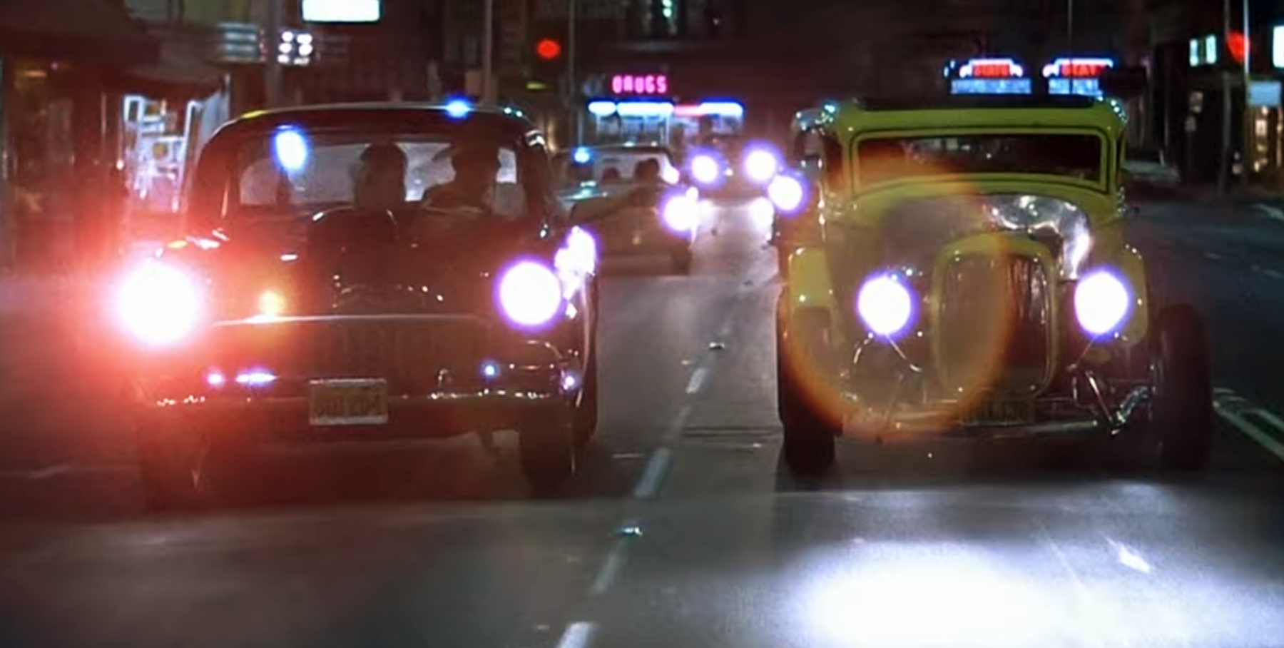 The Cars of American Graffiti