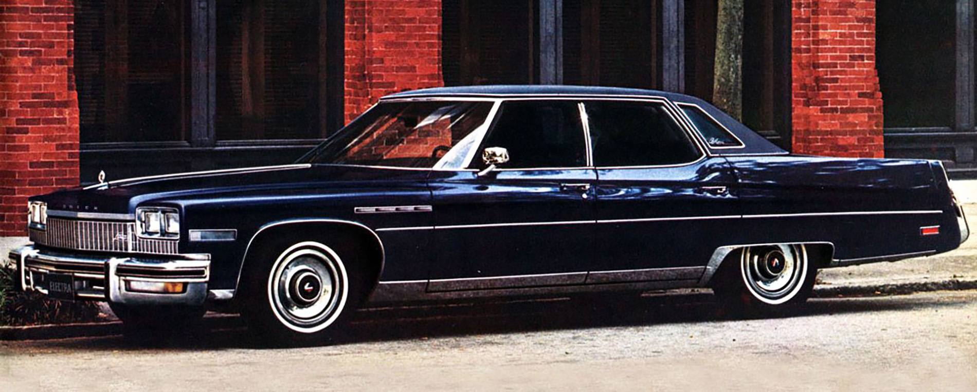 1975 Buick Electra Limited