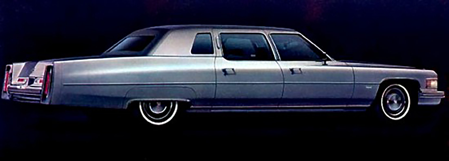 1975 Cadillac Fleetwood Seventy-Five Sedan