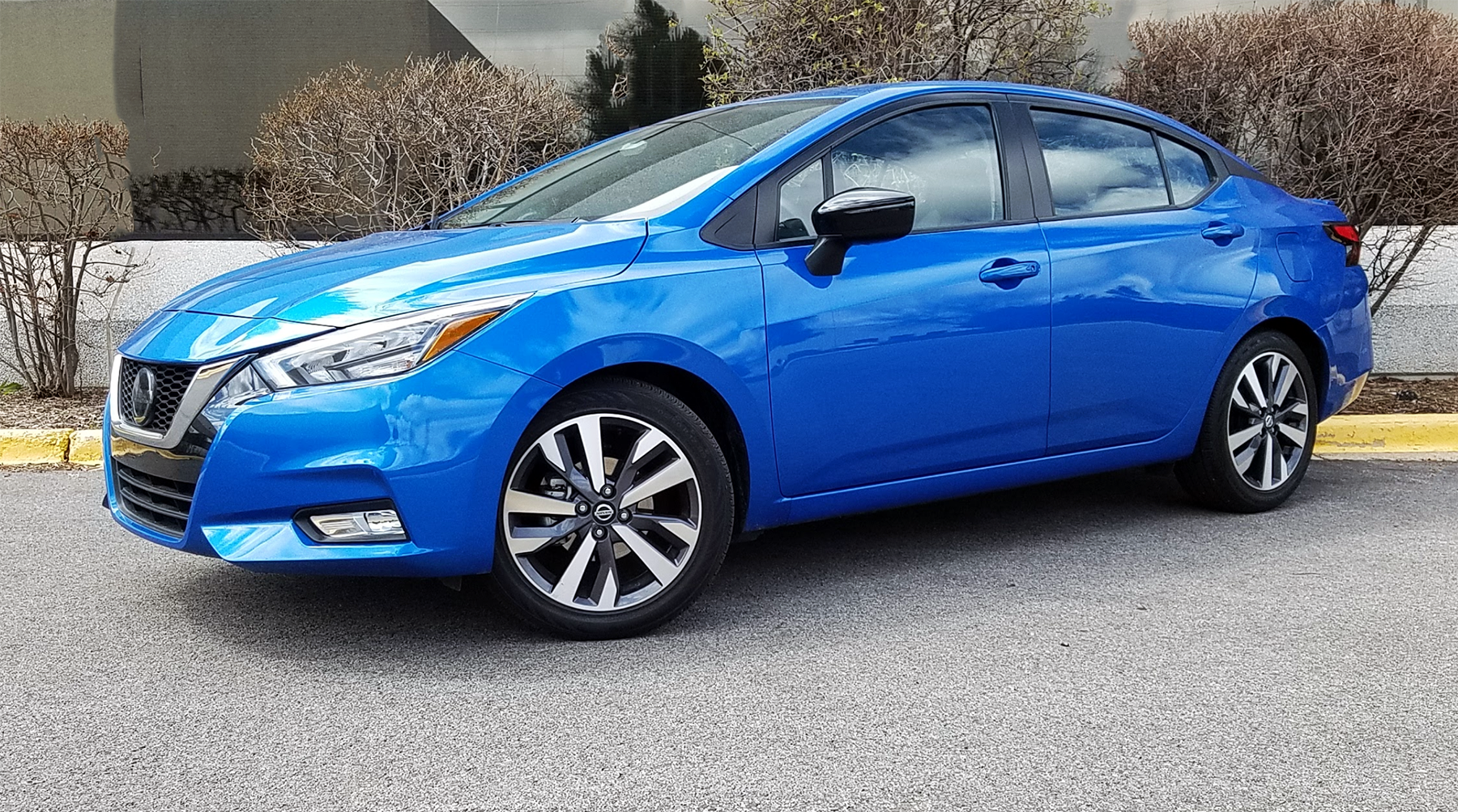 Cool Things About The 2020 Nissan Versa