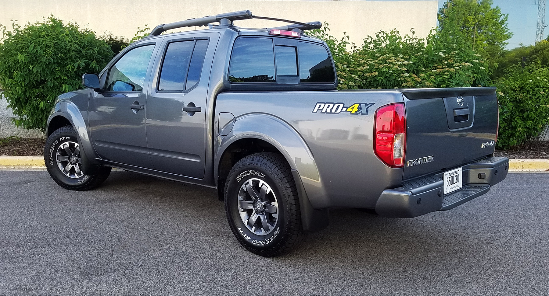Test Drive 2020 Nissan Frontier Pro 4x Crew Cab The Daily Drive Consumer Guide The Daily Drive Consumer Guide