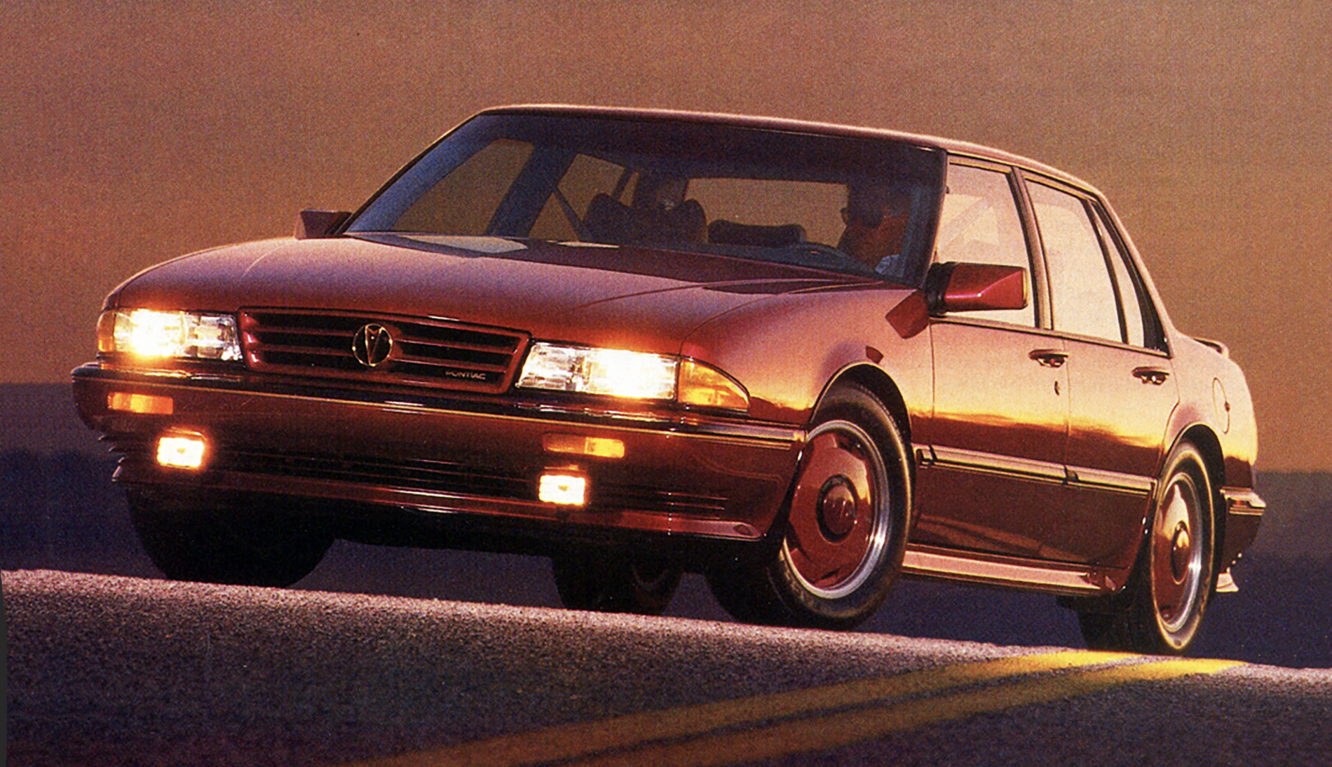 A Gallery of 1988 Sedan Ads