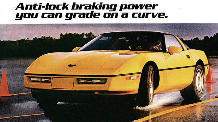 Car Ads Featuring Brakes