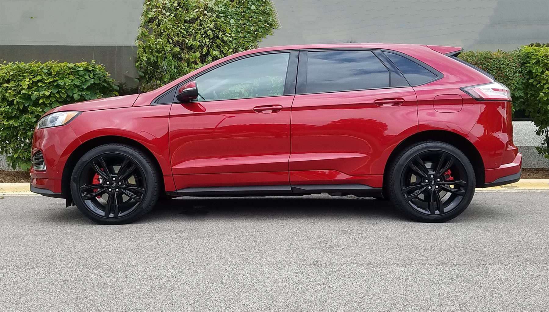 Quick Spin: 2020 Ford Edge ST