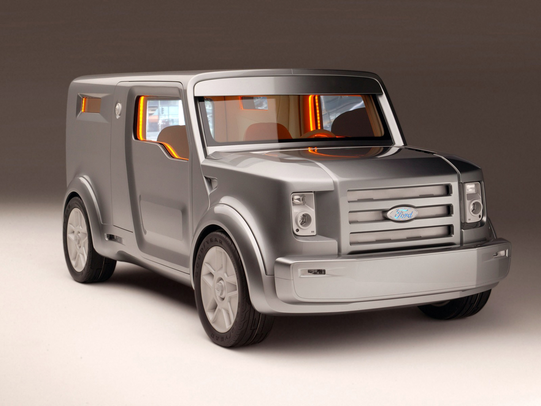 Forgotten Concept: Ford SYNus