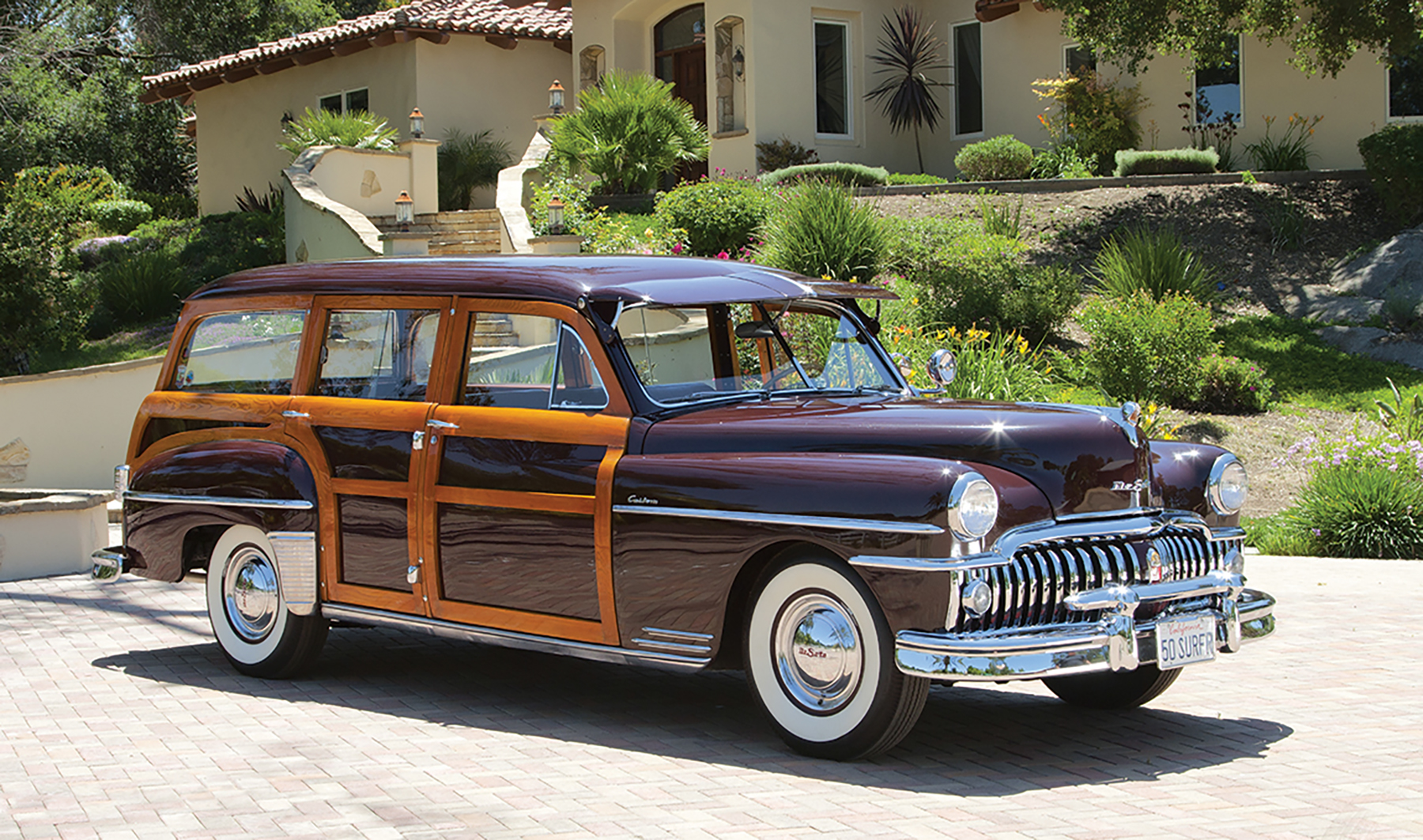 1950 DeSoto Custom Station Wagon