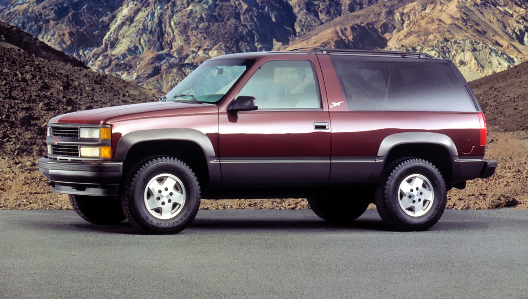 1991 Chevrolet Blazer, Best Looking SUVs