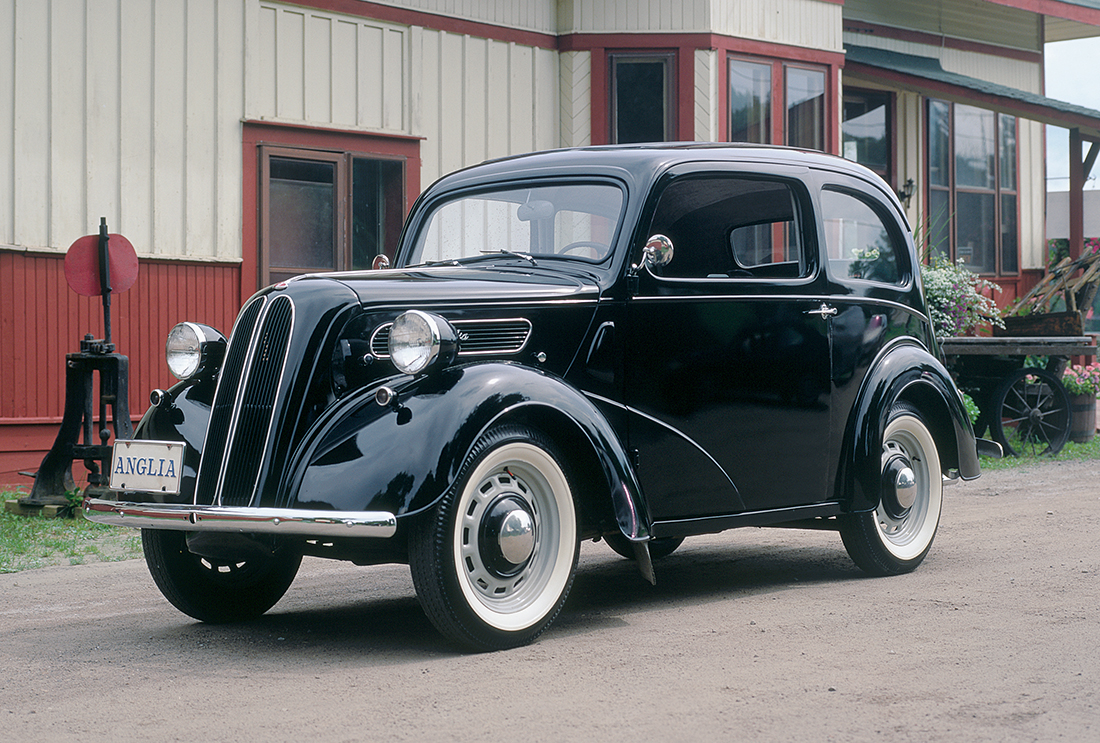 1949 Anglia Two-Door Sedan