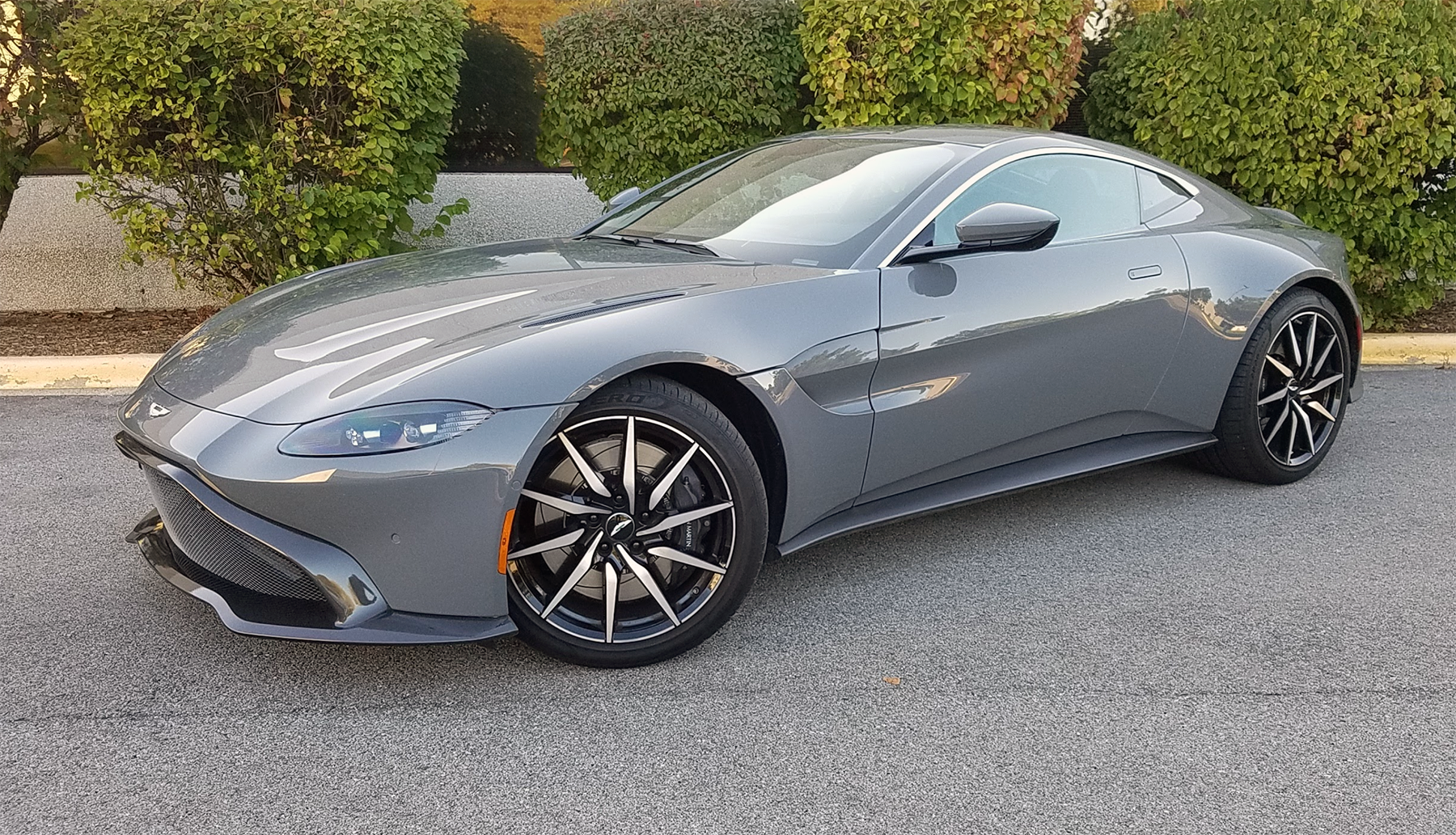 Test Drive 2020 Aston Martin Vantage Coupe The Daily Drive Consumer Guide The Daily Drive Consumer Guide