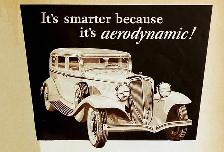 Automotive Aerodynamics