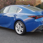 First Spin: 2021 Lexus IS