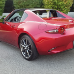 Mazda MX-5 Miata RF Grand Touring