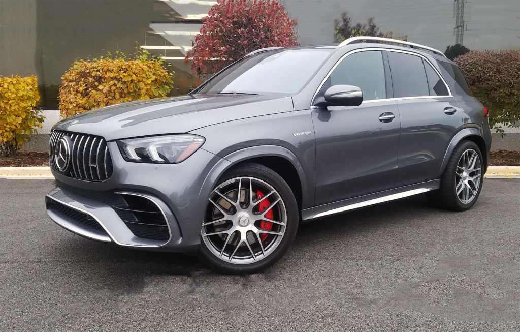 2021 Mercedes-Benz AMG GLE63 S