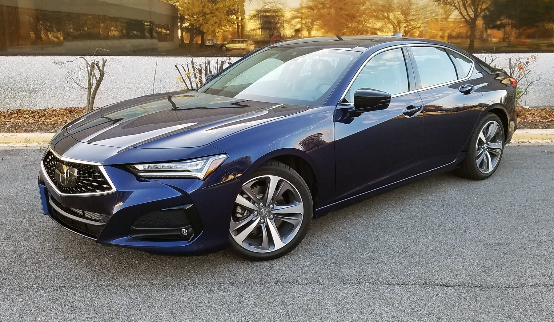 Test Drive 2021 Acura Tlx The Daily Drive Consumer Guide The Daily Drive Consumer Guide